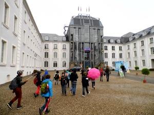 Europäische Kinder- und Jugendbuchmesse Saarbrücken 2013 © D.Schönfeld