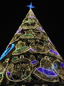 Weihnachtsimpressionen - Weihnachtsbaum by Dorothea Schönfeld