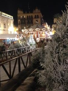 Weihnachtsimpressionen - Weihnachtswunderland Sevilla by Dorothea Schönfeld